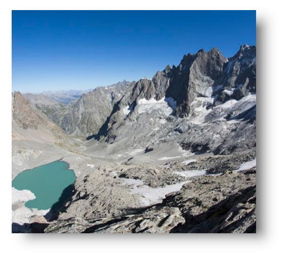 Lac Pavé©Parc National des Ecrins - Pascal SAULAY