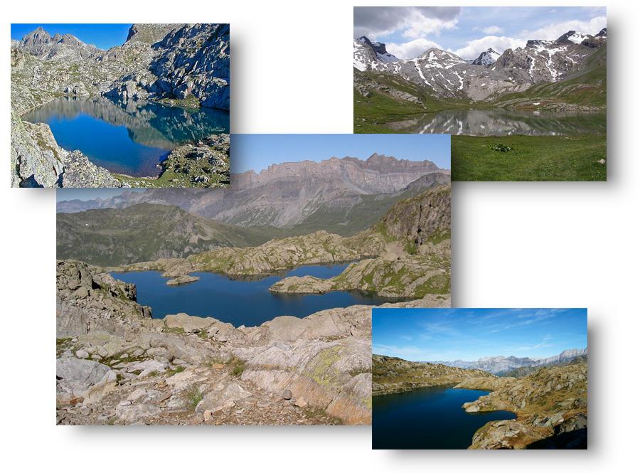 Influence du changement climatique sur les lacs
