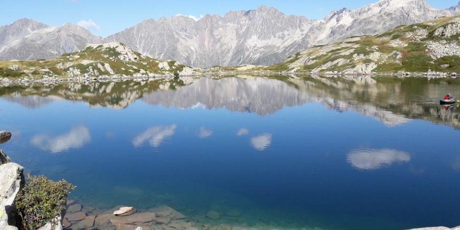 Lac de Pétarel © Parc national des Ecrins, Clotilde SAGOT